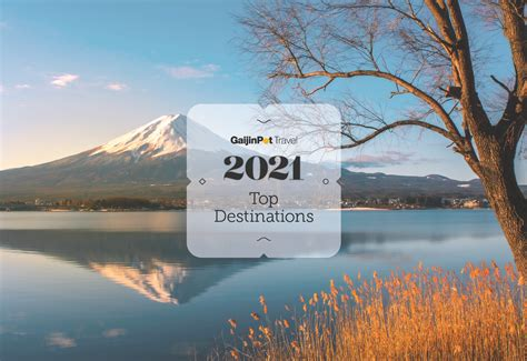 Winners Of The Top 10 Japan Travel Destinations For 2021