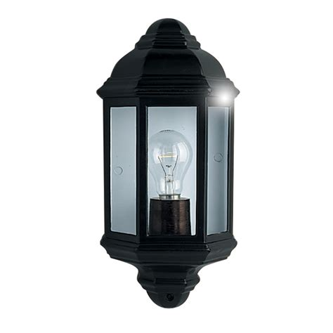 searchlight 280bk outdoor porch 1 light wall bracket