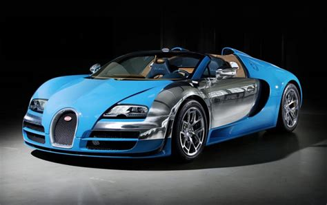 2014 Bugatti Veyron Legend Meo Costantini