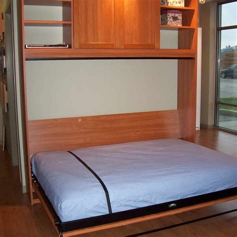 Murphy Bed Ikea by Ikea Murphy Bed Maximize Small Bedrooms