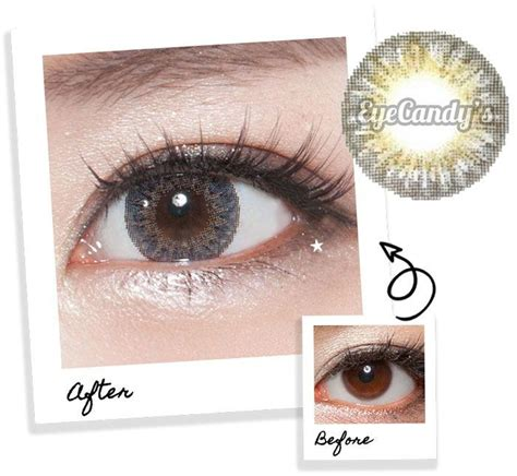 brown colored contacts the 25 best grey contacts ideas on coloured