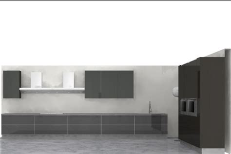 Brand New Pedini System Kitchen  The Used Kitchen Company