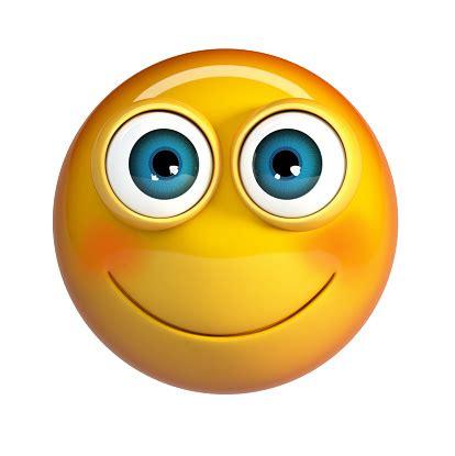 foto de Blushing Emoji Stock Photo Download Image Now iStock