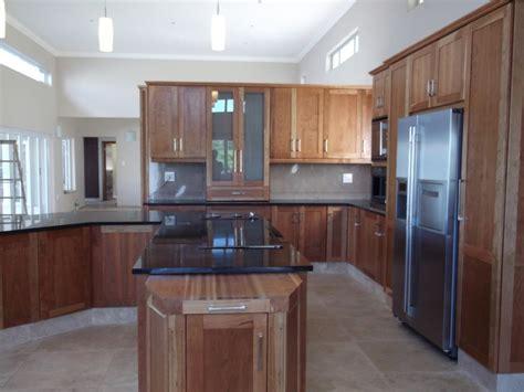 Cherry Kitchen Cupboards Nico S Kitchens