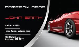Luxury car dealer business card design 501051 for Car dealership business cards