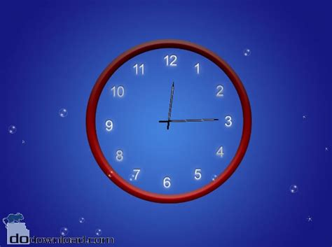Animated Clock Wallpaper - animated clock wallpaper wallpaper animated