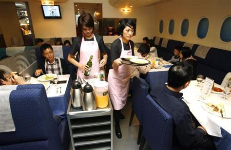 Plane Dining: 7 Airplane Restaurants Around the World
