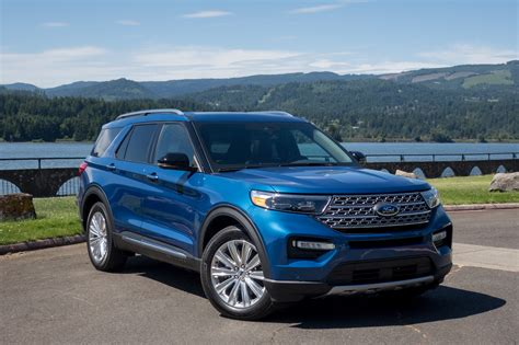ford explorer  drive charting  territory