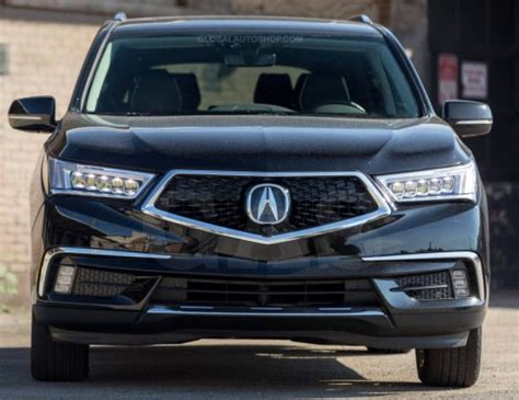 acura mdx chrome grill custom grille grill inserts