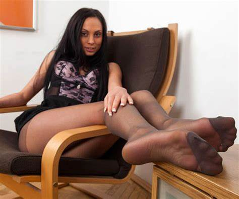 Leather Layers Cotton Pantyhose