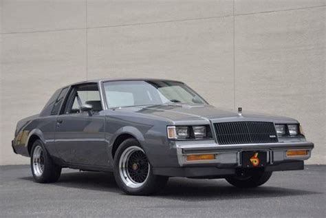 Buick Regal T Type 2015 by 40k Fully Documented 1987 Buick Regal T Type