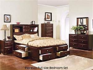 Kids full size bed sets home furniture design for Full size bed sets