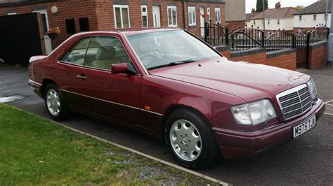 mercedes w124 e320 coupe c124 1994 125k lpg in barnsley south gumtree