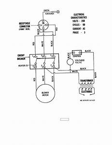 Water Heater Electrical Diagram