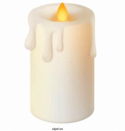 Candle Flameless Wax Religion Pelita Heat Diwali
