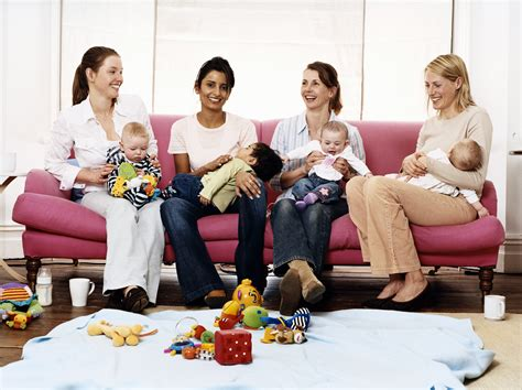 Breastfeeding Support Groups How They Can Help And Where
