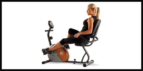 Magnetic Resistance Recumbent Exercise Bike | Exercise ...