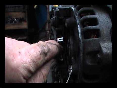 Easy Way Remove Rep Serpentine Belt Ten Youtube Alternater