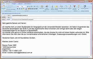 6 email text bewerbung bewerbungsschreiben for Emailtext bewerbung