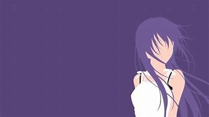 Anime Minimalist Waifu Wallpapers Background Kimi Machi