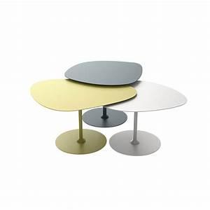 Table Basse Forme Galet : mati re grise tables basses outdoor galets bleu canard craie et vert mousse ~ Teatrodelosmanantiales.com Idées de Décoration