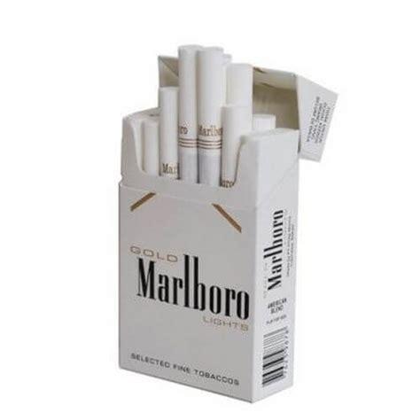 Marlboro Light Gold   Cheap Marlboro Cigarettes   NOT Duty Free Cigarettes