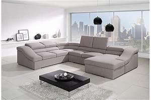 canape panoramique convertible kind v chloe design With tapis d entrée avec canapé en v