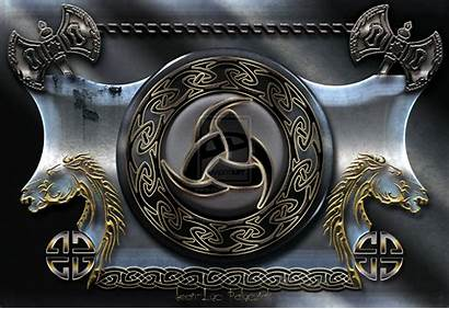 Odin Wallpapers Horn Deviantart Backgrounds Paintings Px