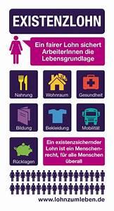 Grundbedarf Berechnen : lohn zum leben grundlage f r menschenw rdige arbeitsbedingungen ~ Themetempest.com Abrechnung