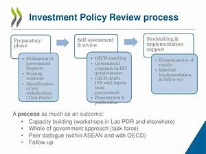 Presentation on the Lao PDR-OECD 2015 Investment Policy Review