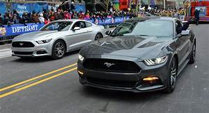 Fire Risk Prompts Ford to Recall 2015 Mustang | Carscoops