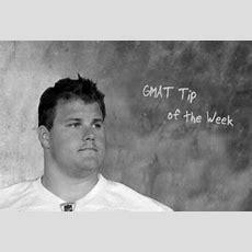 Gmat Tip Of The Week Beware Of (richie) Incognito Information  Veritas Prep