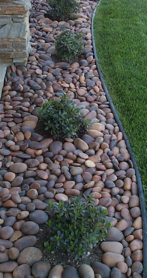 25 beautiful rock border ideas on pond rocks