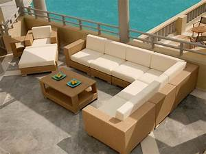 Build outdoor furniture plans sectional diy delta tools for Build outdoor sectional sofa