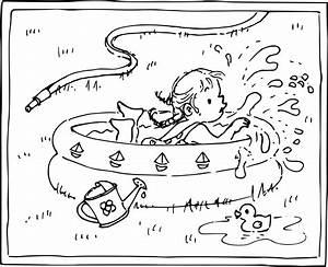 Dessin De Piscine : coloriage a imprimer gratuit de piscine ~ Melissatoandfro.com Idées de Décoration