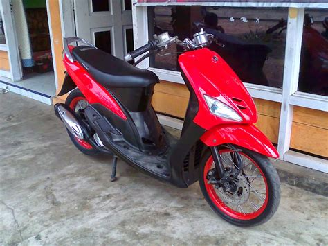 Modifikasi Mio Simple by Mio Sporty Modifikasi Simple Thecitycyclist