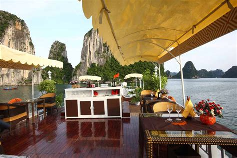 Boat Tour Hanoi by Halong Bay Boat Tours Pelican Cruise Hanoi Tours Expert
