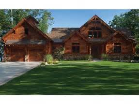 front to back split level house plans log cabin house plans at eplans country log house plans