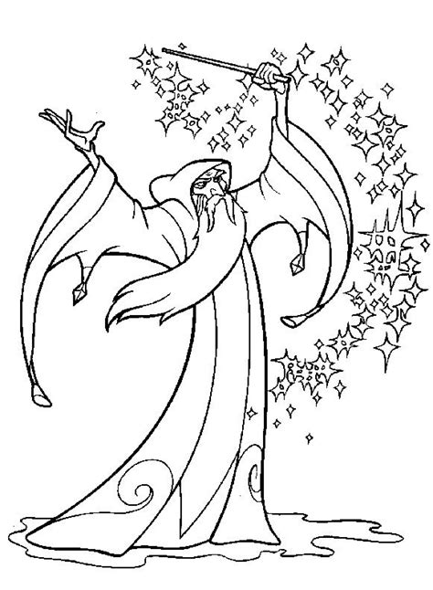 Coloring Quest by Coloring Page Druid Coloring Me