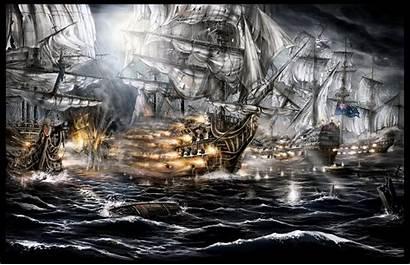 Battle Epic Trafalgar Ship Deviantart Naval Haryarti
