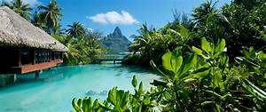 Bora bora honeymoon overwater bungalow packages for Honeymoon huts over water