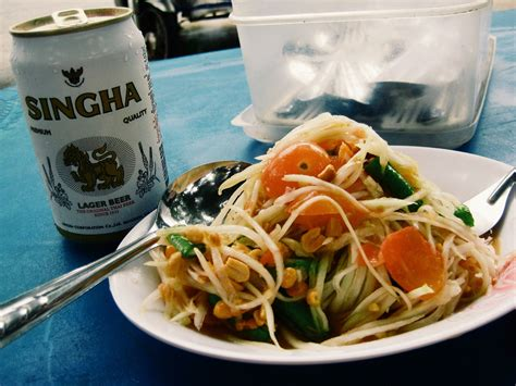 singha cuisine 10 beverages to try abroad