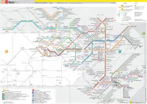 Map of Berlin tram: stations & lines