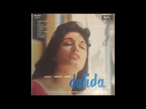 Dalida  Son Nom Est Dalida Full Album(1956) Youtube