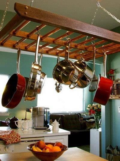 kitchen pots  pans storage solutions