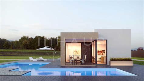 casa de hormigon casa prefabricada de hormigon modelo mijas de inhaus 2d