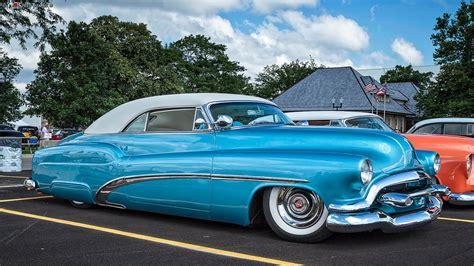 1953 Buick Roadmaster Coupe Lowered Low Custom Kustom Hot ...