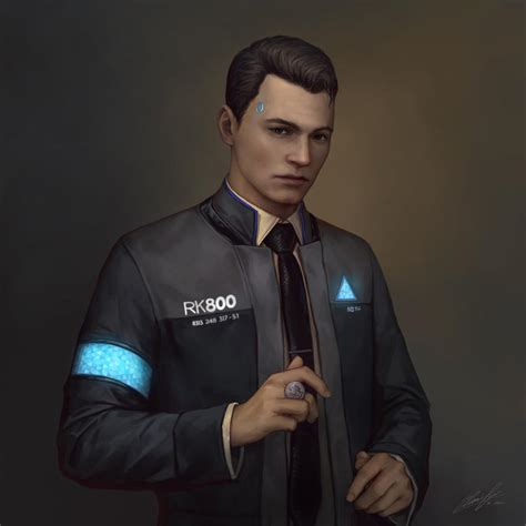View and download this 800x600 detroit: Detroit: Become Human Connor by Unodu on DeviantArt