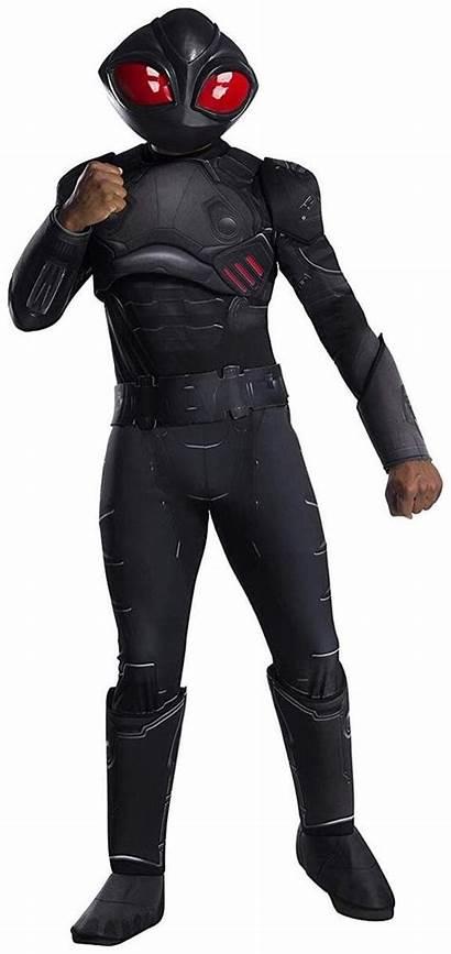 Costume Manta Adult Movie Aquaman Deluxe Dc