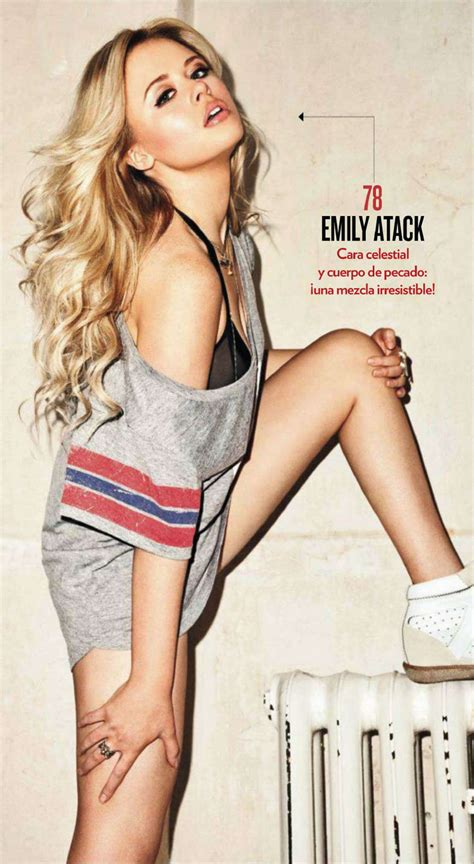 emily atack hottest pics unusual attractions